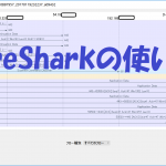 wireshark,使い方,フィルター,機能,パケット,見方